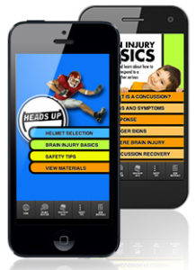 CDC-recommended Heads-Up app, in IOS and Android.